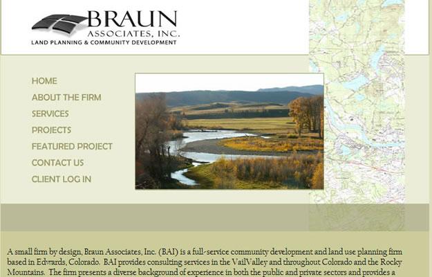 The Dillon Dam Brewery website
