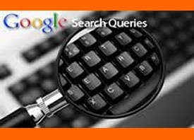 google search queries
